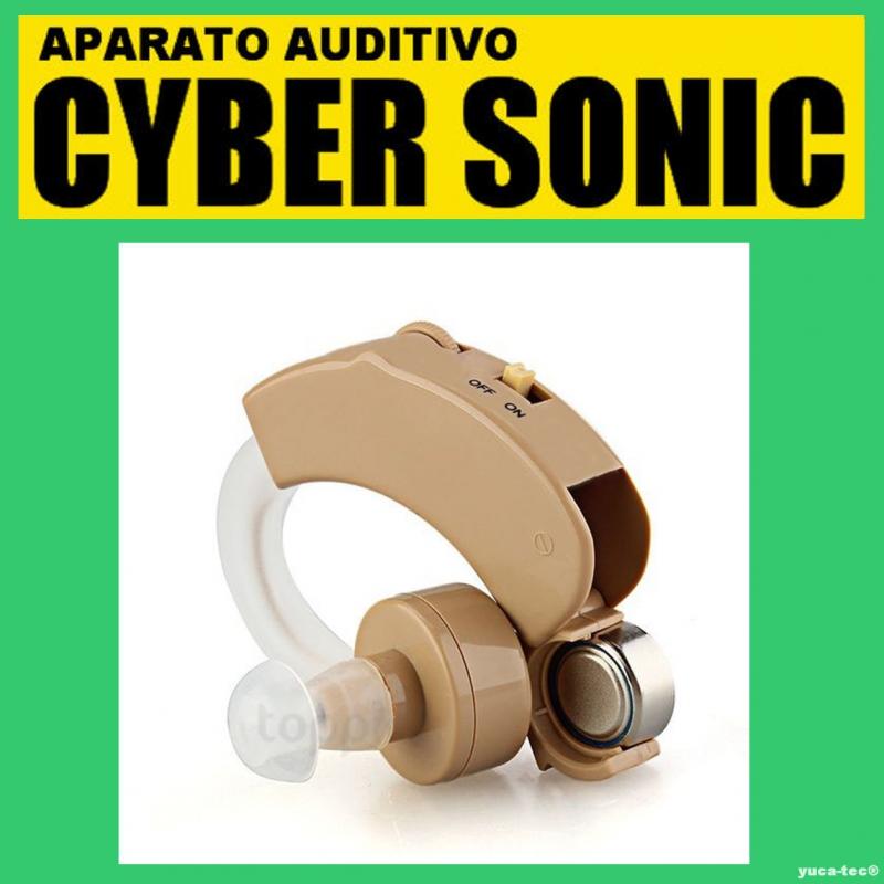 Paquete de 10 Auditivos al Mayoreo – Auditivo CYBER SONIC